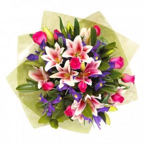 Gėlės iš fėjų